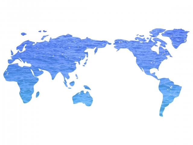 世界中にあるオフショア:香港、シンガポール、ドバイ、マン島など